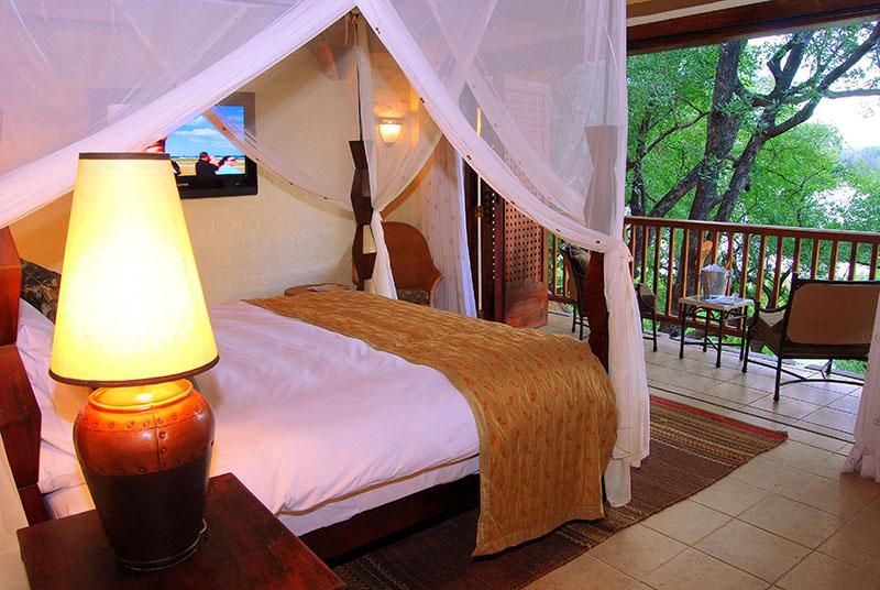 accommodation in livingstone zambia